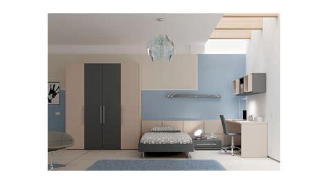 chambre ado complete chambre complète épurée avec tête lit ado