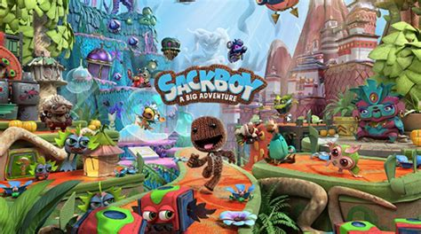 sackboy big adventure playstation universe