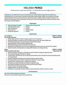 A modern resume sample Business Proposal Templated