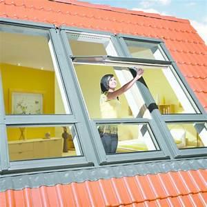 Fenetre De Toit Fixe : fen tre de toit avec all ge fixe et axe d centr fdy v ~ Edinachiropracticcenter.com Idées de Décoration