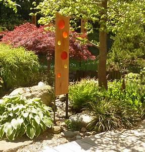 Garten Skulpturen Selber Machen : gartenstelen selber machen skulpturen gartenskulptur aus holz und glas ein designerstck ~ Yasmunasinghe.com Haus und Dekorationen