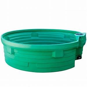 Bac A Eau Plastique : bac de p ture circulaire prebac 1500 litres ~ Dailycaller-alerts.com Idées de Décoration