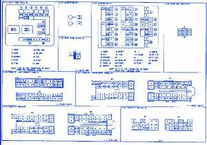 Mazda Miata 1999 Fuse Box  Block Circuit Breaker Diagram