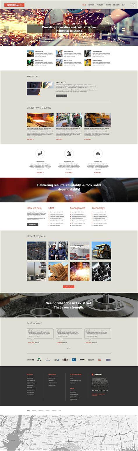 drupal templates 6 industrial drupal themes free premium templates