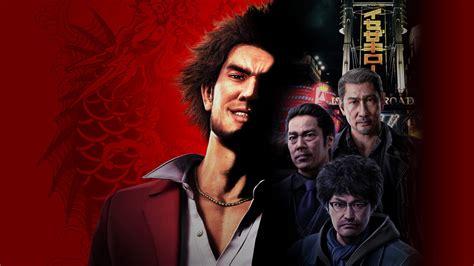 yakuza    jrpg battle system  future games