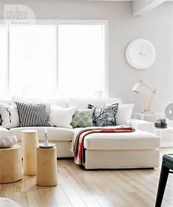 Coussin Style Scandinave : 5 cl s pour cr er une d coration scandinave partie 2 escale design escale design ~ Teatrodelosmanantiales.com Idées de Décoration