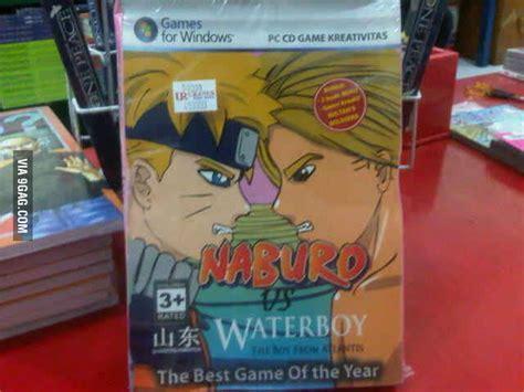 Just Naburo Vs Waterboy   9GAG
