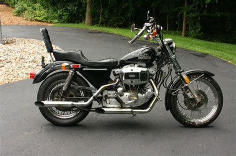 Harley-davidson Sportster 1979 For Sale / Find Or Sell