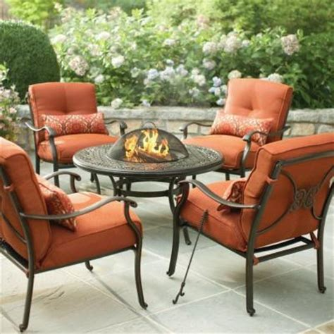 martha stewart living cold 5 patio pit