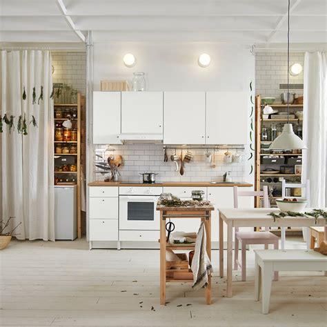 rideaux de cuisine amazing ikea cuisine blanche table rideaux rangement