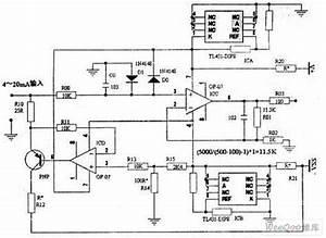 Op07 4 V Converting Circuit