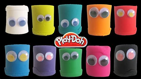 color picture of what color is it play doh colors the picture