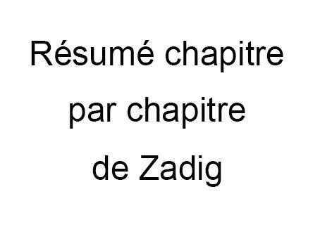 r 233 sum 233 chapitre par chapitre de zadig voltaire