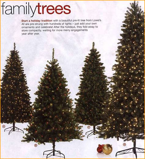 how much is a christmas tree at lowes lowe s sells quot family trees quot instead of quot trees quot doobybrain