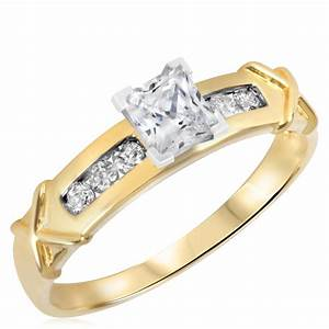 Ladies wedding band for Ladies diamond wedding ring sets