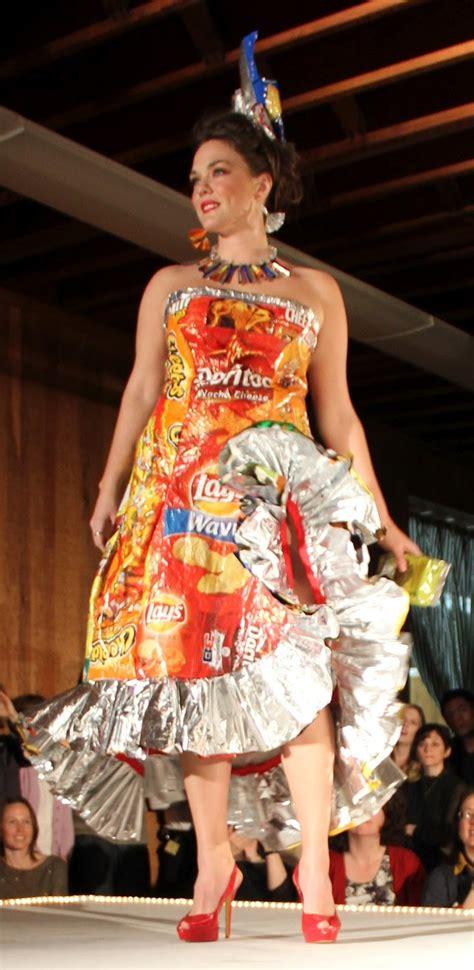 images  trash fashion  pinterest