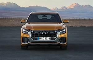 Audi Q8 Interieur : audi q8 im august startet der angriff auf gle x6 und co alles auto ~ Medecine-chirurgie-esthetiques.com Avis de Voitures