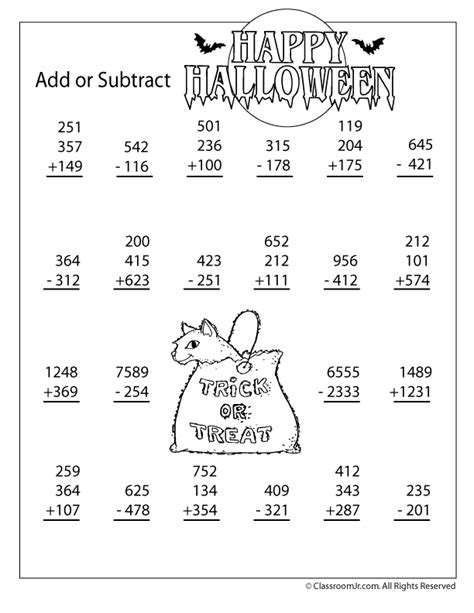 grade 4 math worksheet addition and subtraction new addition and subtraction worksheets 3 and 4