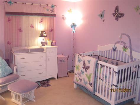 Beautiful Butterflies Nursery  Project Nursery