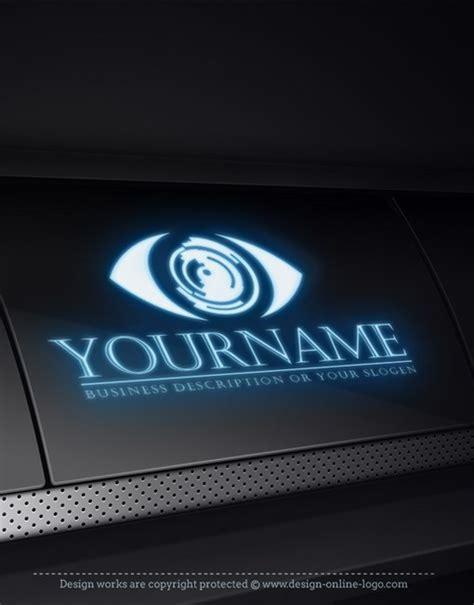 exclusive design focus eye logo compatible