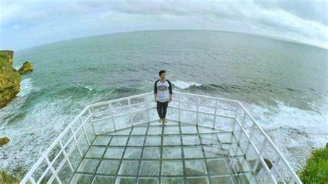 hits  jogja jembatan kaca pantai nguluran