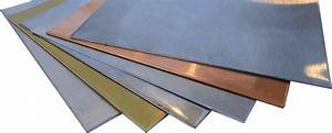 Sheet Metal Density Table Common Materials Machinemfg