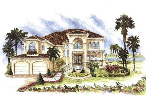 mediterranean houseplans home design catania