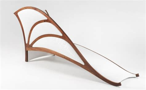 chaise butterfly ulysses chaise lounge inspired by wavy swallowtail