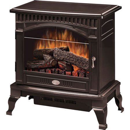 dimplex electric flame traditional stove bronze walmartcom