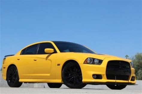 sell   dodge charger dr sdn srt super bee rwd  scottsdale arizona united states