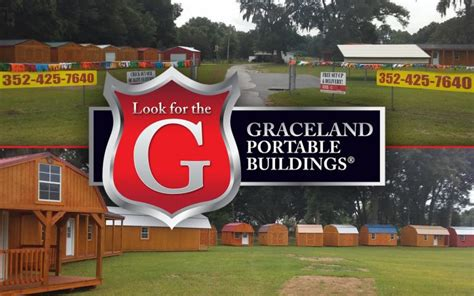 Graceland Sheds Ocala Fl ocala business spotlight graceland portable buildings of