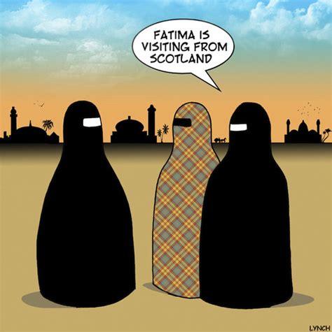 visiting  scotland  toons religion cartoon toonpool