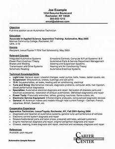 field service technician resume resume sample automotive With field service technician resume sample
