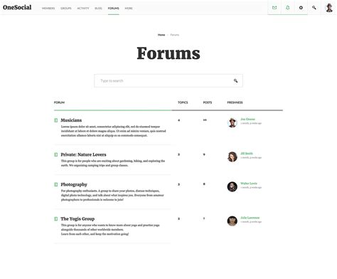 bootstrap forum templates word excel  formats