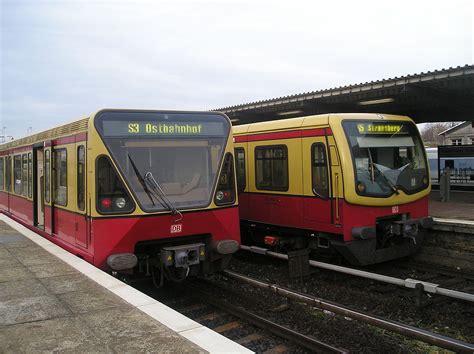 9 Est In Deutschland by S Bahn De Berlin Wikip 233 Dia