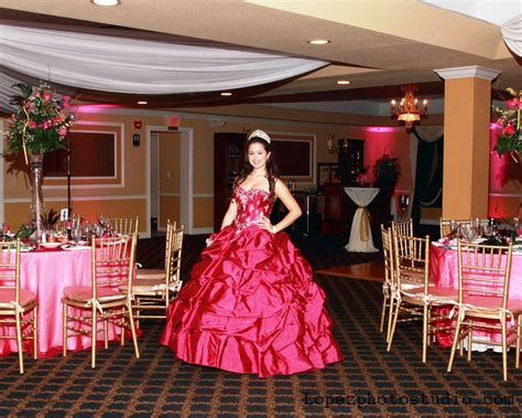 Wedding Venues Miami  Nathalie's 15th Birthday Party