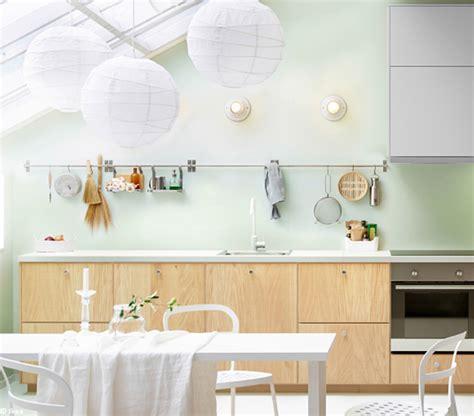 cuisine ikea blanche style scandinave ikea