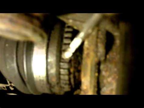 renault megane abs reluctor ring