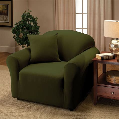 Cover Loveseat by Green Jersey Sofa Stretch Slipcover Cover