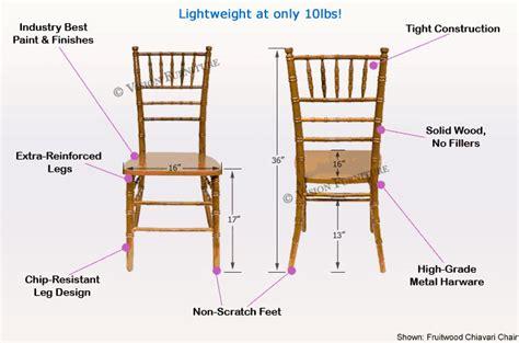 chiavari chairs ballroom furniture vision furniture