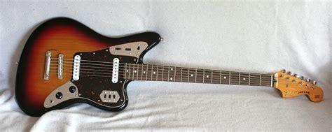 Jaguar Baritone by Photo Fender Special Edition Jaguar Baritone Custom