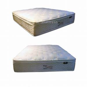 Dreamland hotel comfort suite pocket spring mattress for Comfort inn mattress brand