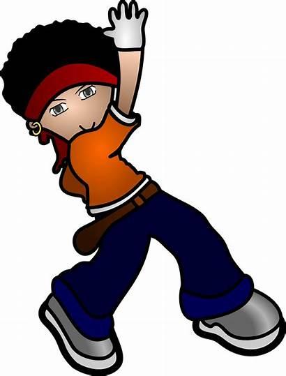 Hip Hop Dance Clipart Dancing Kid Dancers