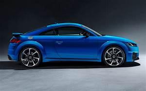Audi Tt Rs Coupe : 2019 audi tt rs coupe wallpapers and hd images car pixel ~ Nature-et-papiers.com Idées de Décoration