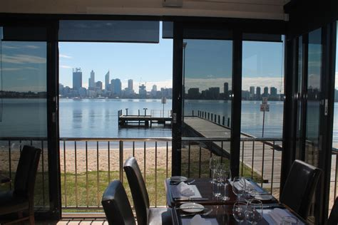Boatshed In Perth by Dinner With A View At The Boatshed Restaurant In Perth Wa