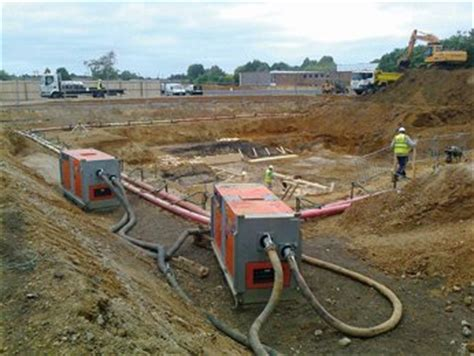 What Is Wellpoint Dewatering | SLD Pumps & Power