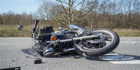 Types Of Motorcycles Involved In Accidents