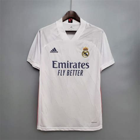 Camisa do Real Madrid Home 2020/2021 - MG CAMISAS FUTEBOL