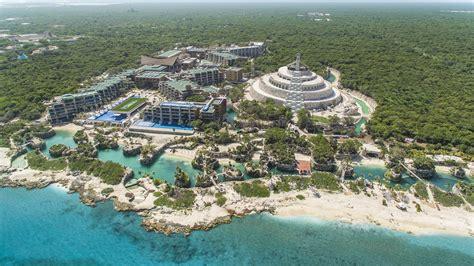 grand opening  hotel xcaret mexico hospitality net