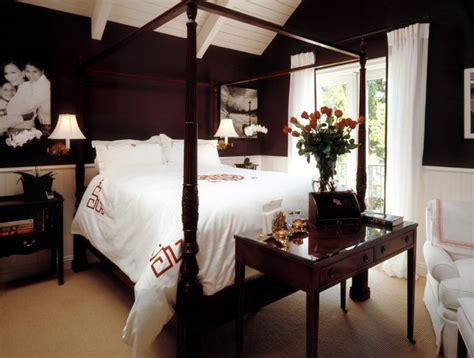 colors work   brown   bedroom